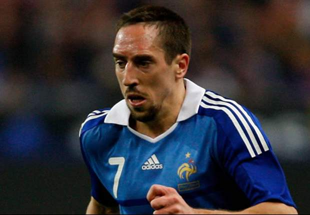 More Injury Concern For Bayern Munich's Franck Ribery - Report