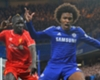 I've never played this well - Willian