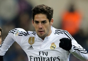 10 (=) - Isco (Real Madrid), 8 passes décisives