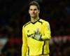 Ambitious Begovic happy at Stoke