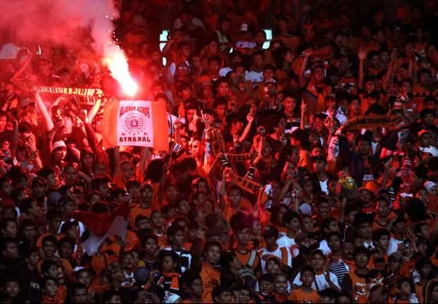 Laga Kandang Persija Jakarta Kembali Tanpa Penonton