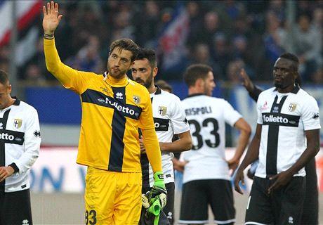 Serie A, Parme-Chievo reporté