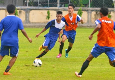 Duel Bersahabat Bali United & Persib