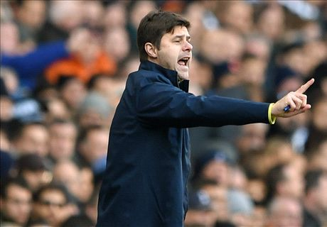 Pochettino delighted with Son double