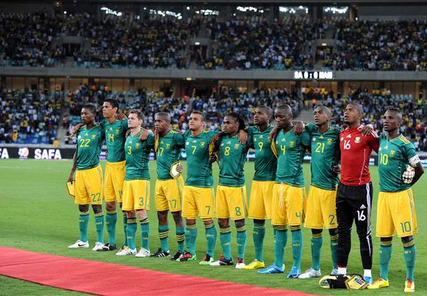 Bafana head for Poland tonight