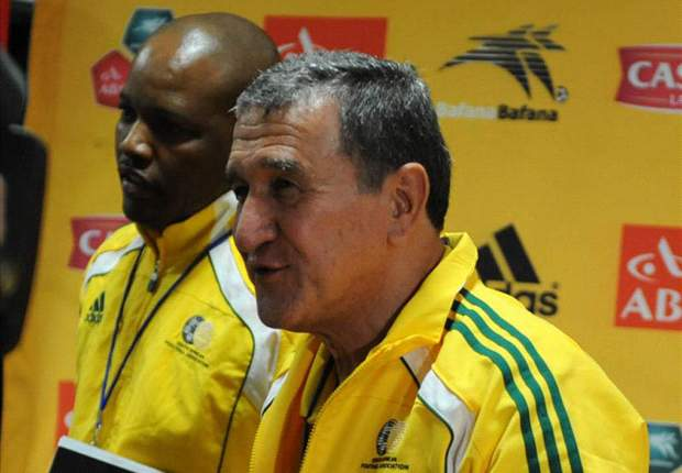 Siyabonga Nomvete Promises His Best For South Africa Coach Carlos Alberto Parreira