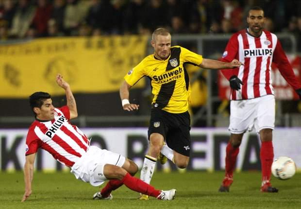 ERE - PSV vreest 'Avondje NAC'