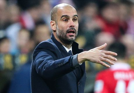 Guardiola: No row with Wohlfahrt