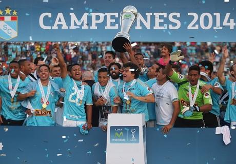 Perfil Copa Libertadores: Sporting Cristal