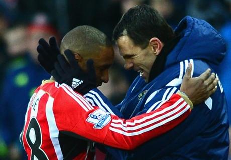 Sunderland, Poyet heureux de récupérer Defoe