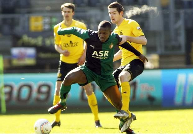 Cissé houdt positief gevoel over aan training