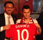 Giovinco ready for TFC journey