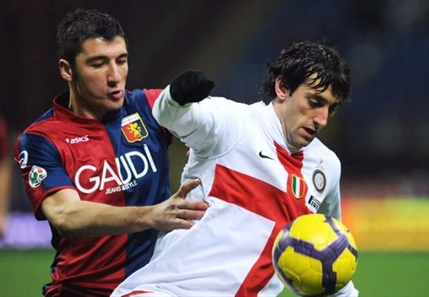 Rubin Kazan To Offer €11 Million For Genoa Defender Salvatore Bocchetti
