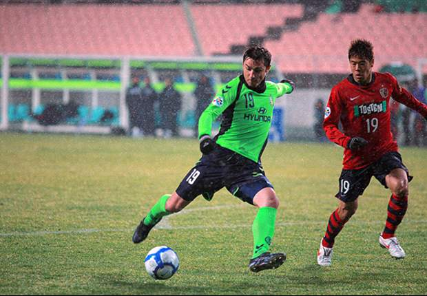 Korean K-League round-up: Jeonbuk Motors return to the summit