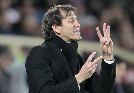 Garcia: Roma thinking only of second