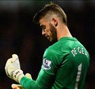 De Gea named in Man Utd's CL squad