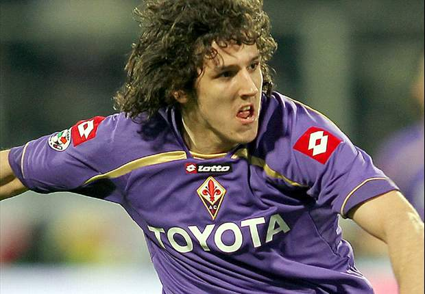 Fiorentina's Stevan Jovetic out for up to seven months with knee ligament damage