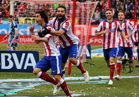 Bayer Leverkusen-Atlético Madrid, les compos officielles