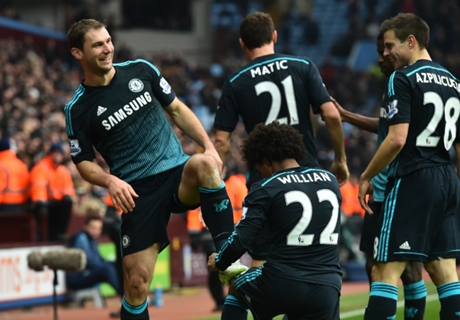 Chelsea quiere cortarse en la Premier