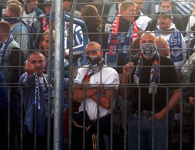 Hertha Hooligans