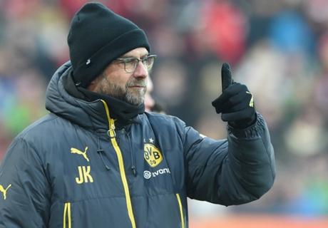 Klopp: Dortmund back on course