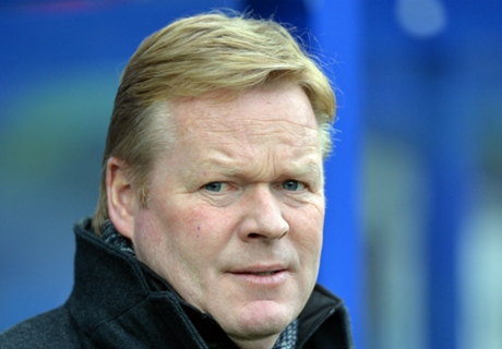 Koeman sets 61-point target
