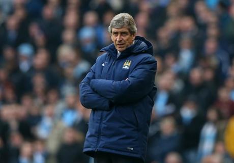 Pellegrini: City can catch Chelsea