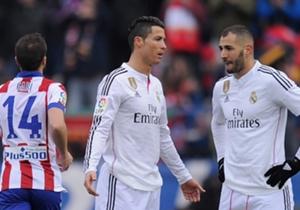 Karim Benzema | Real Madrid | Primera division | Montants touchés : 5