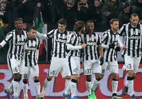 Classifica Serie A: Juve a +9
