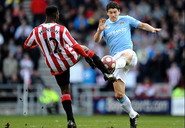Sunderland defender John Mensah: My injury problems are a thing of the past