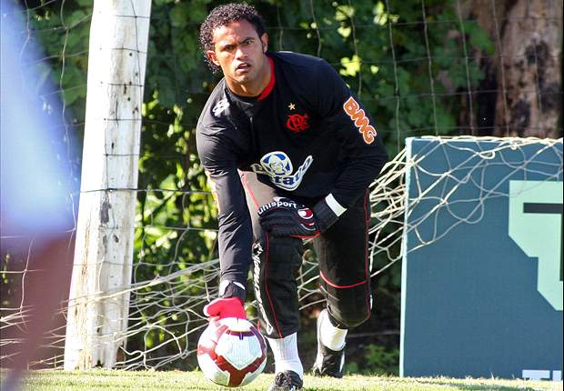 Flamengo Goalkeeper Bruno Hands Himself In To Rio Police