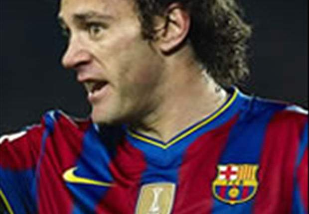 Barcelona to offer Gabriel Milito to Arsenal and Manchester City - report