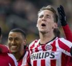 VIDEO: Watch De Jong's PSV hat-trick