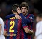 Transferts, Sergi Roberto apprécié en Premier League