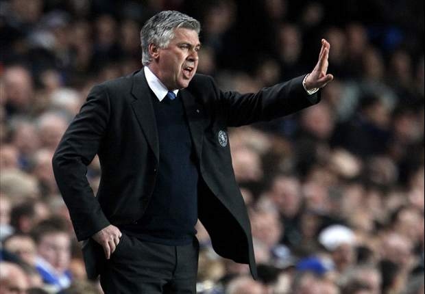 Carlo Ancelotti Admits Inter Pressure Stopped Chelsea Playing