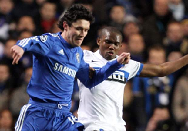 Chelsea 0-1 Inter: Wonderful Wesley Sneijder And Clinical Samuel Eto'o Send Blues Packing (Agg: 1-3)