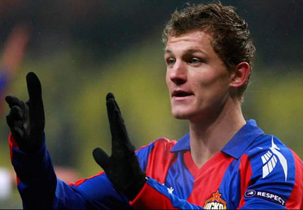 CSKA Moscow's Necid: My horoscope says I will score a hat-trick against Real Madrid