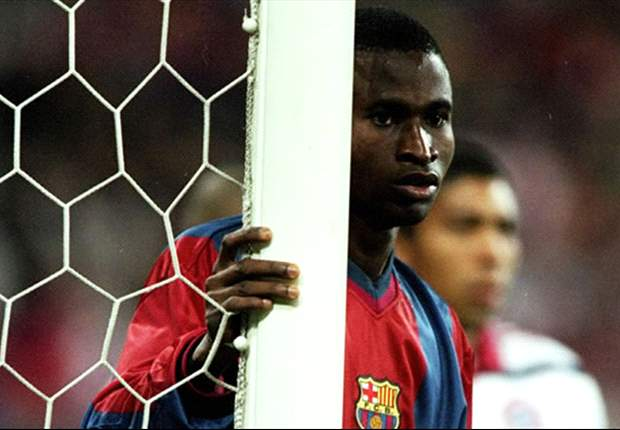 Samuel Okunowo: Mi deseo es volver a Barcelona