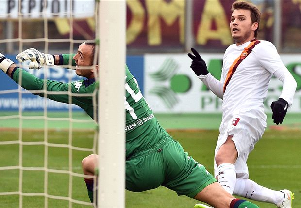 Cagliari 1-2 Roma: Ljajic and Paredes end winless run in Serie A