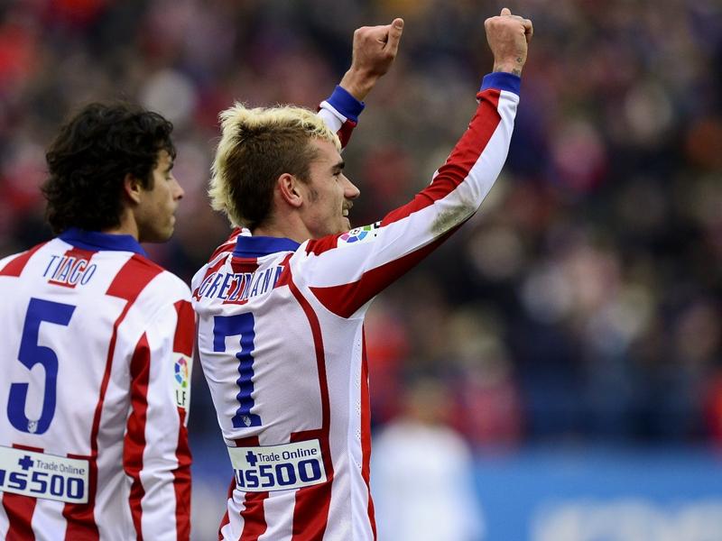 """Atlético Madrid, Tiago : """"Griezmann voulait mon maillot"""""""