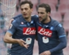 Benitez: Napoli never had any doubts about Gabbiadini