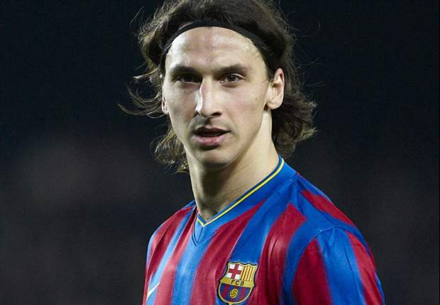Barcelona Striker Zlatan Ibrahimovic Sad And Disappointed - Agent