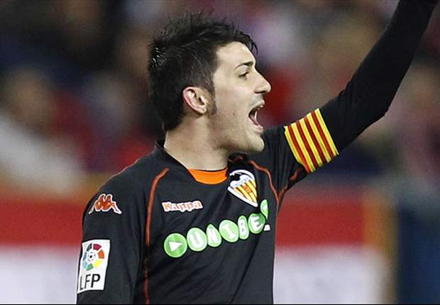Barcelona To Unveil New Signing David Villa On Thursday Or Friday - Report