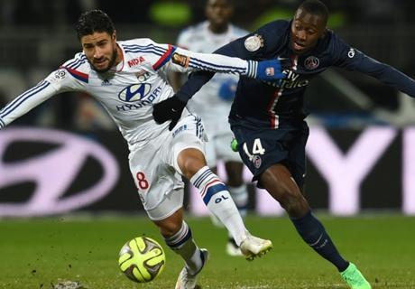 PSG deserved to beat Lyon - Matuidi