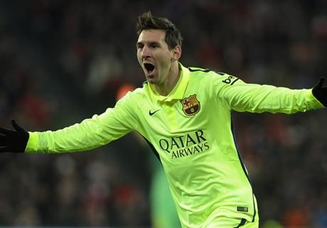 Goldener Schuh: Messi & CR7 punkten