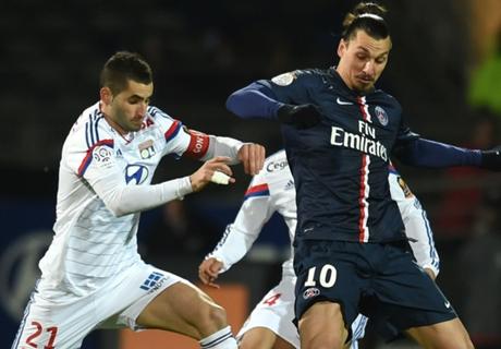 Match Report: Lyon 1-1 PSG