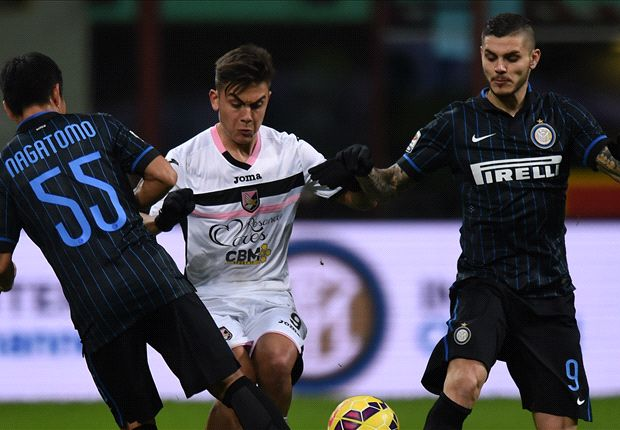 Inter 3-0 Palermo: Guarin and Icardi fire Mancini's men to victory