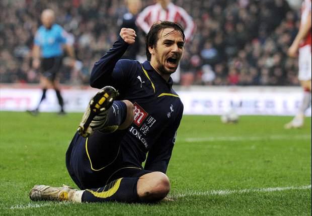 Tottenham midfielder Niko Kranjcar set to reject Everton loan switch in favour of permanent move - report