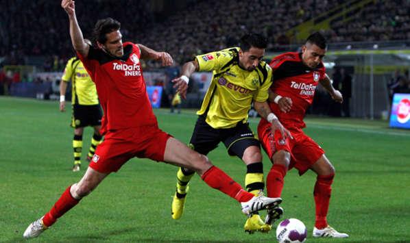 Pronostic Borussia Dortmund – Leverkusen 07.12.2013 thumbnail