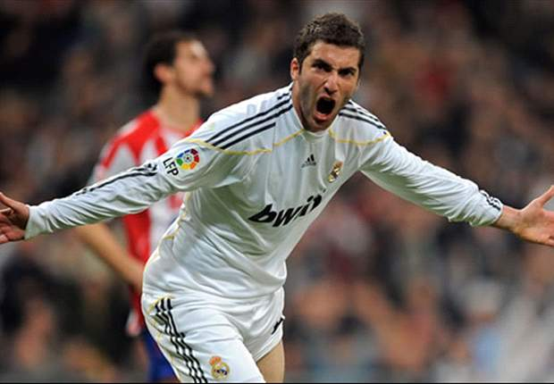 Gonzalo Higuain: Real Madrid Must Improve On Sporting Gijon Performance